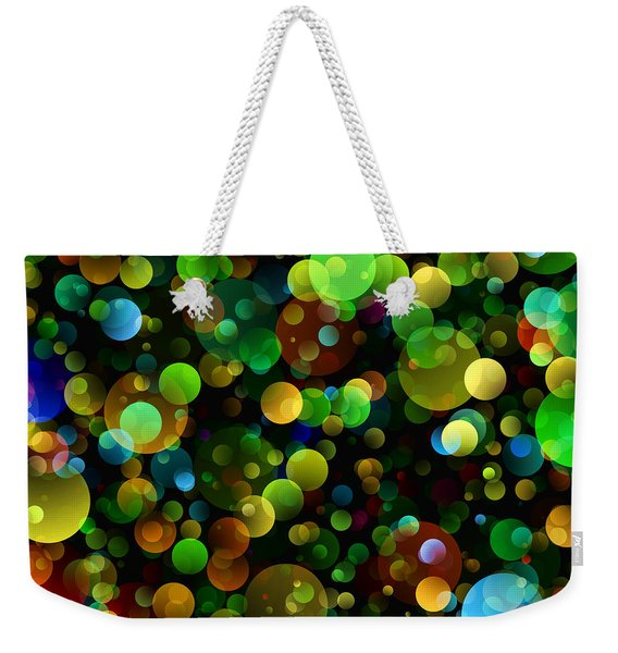 Worlds Without End 3 Weekender Tote Bag