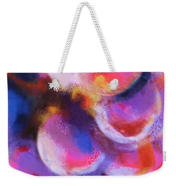 Wrath Of Grapes Weekender Tote Bag