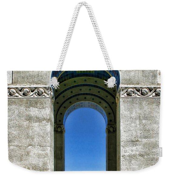 Wrigley's Memorial By Diana Sainz Weekender Tote Bag
