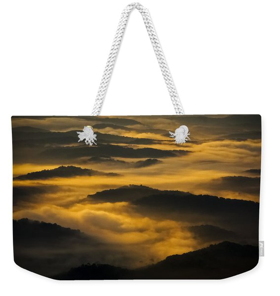Wva Sunrise 2013 June II Weekender Tote Bag