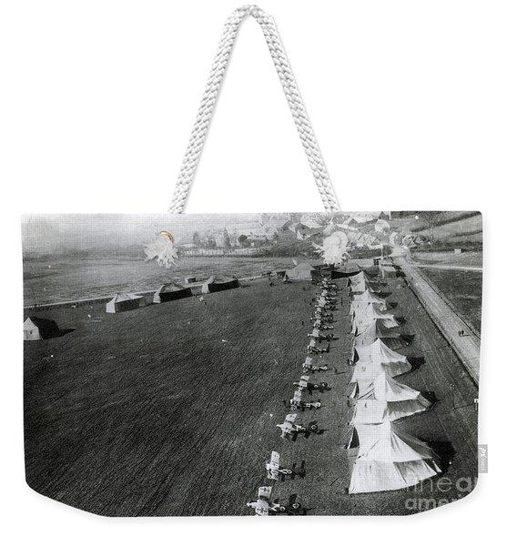 Wwi, Manfred Von Richthofens Flying Weekender Tote Bag