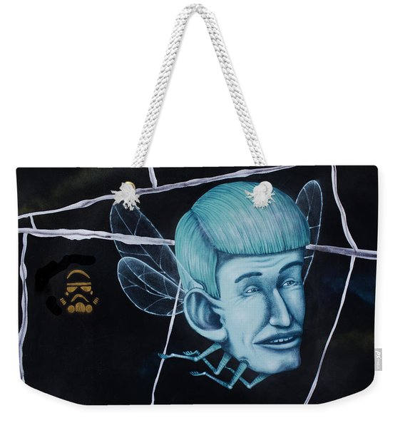 Wynwood Series 18 Weekender Tote Bag
