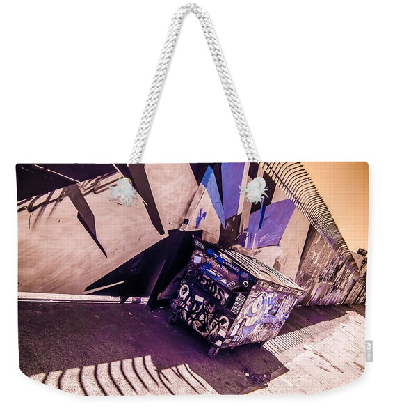 Wynwood Trash Weekender Tote Bag