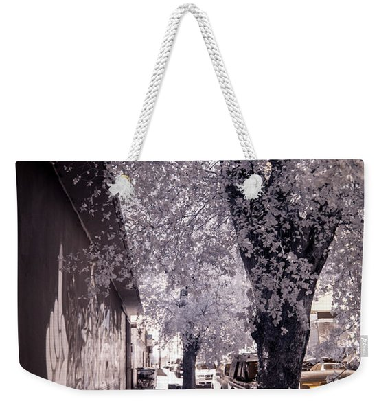 Wynwood Treet Shadow Weekender Tote Bag