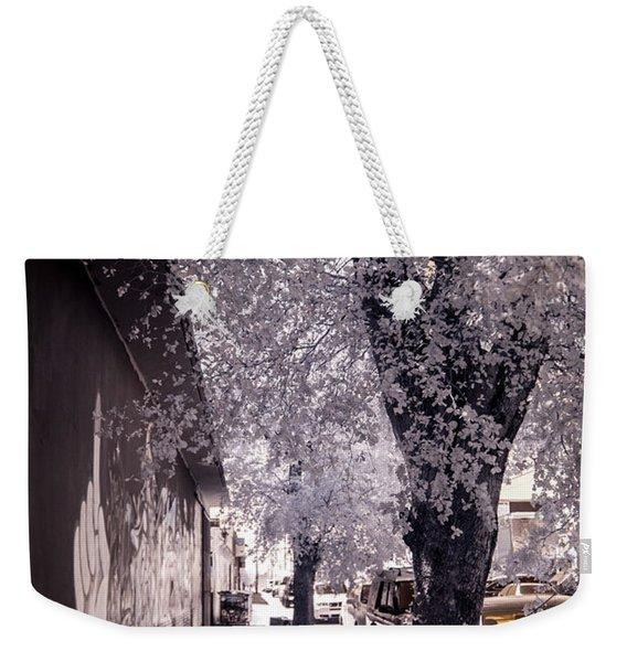 Wynwood Treet Shadow Weekender Tote Bag