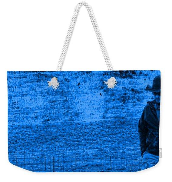 Wyoming Weekender Tote Bag