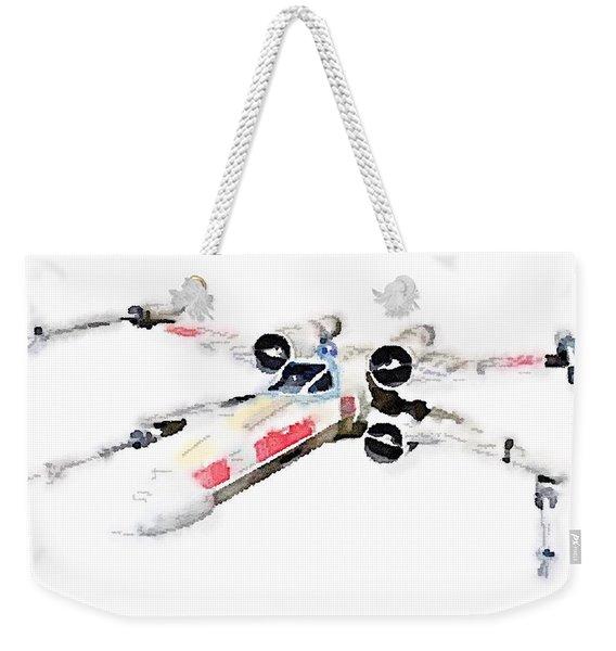 X-wing Weekender Tote Bag