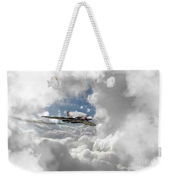 Xh558 At Altitude Weekender Tote Bag