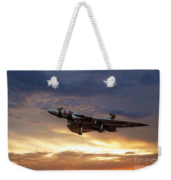 Xh558 End Of A Season  Weekender Tote Bag