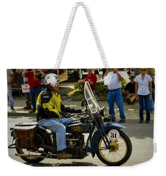 Y4 31 Weekender Tote Bag