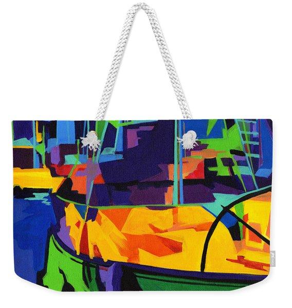 At Twilight Weekender Tote Bag