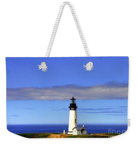 Yaquina Head Light   2 Weekender Tote Bag