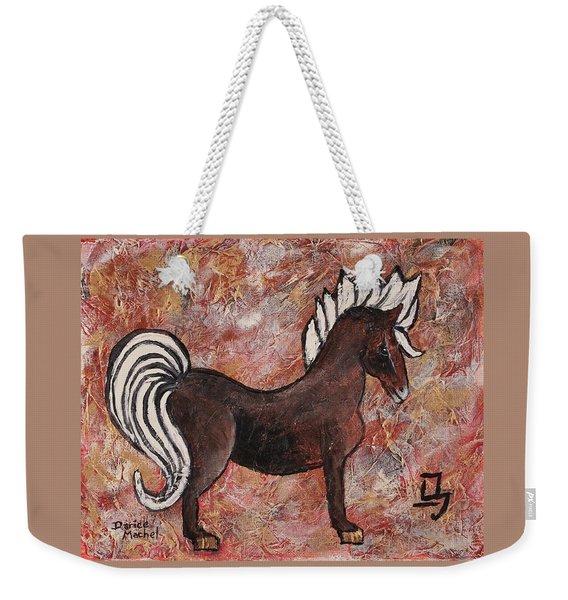 Year Of The Horse Weekender Tote Bag