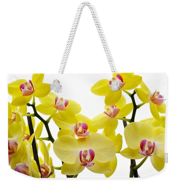 Yellow Beauties Weekender Tote Bag