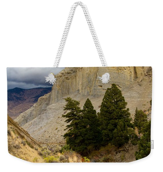 Yellowstone's Beauty Weekender Tote Bag