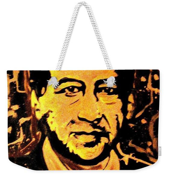 Yo Soy Arizona Weekender Tote Bag