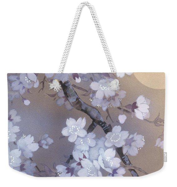 Yoi Crop Weekender Tote Bag