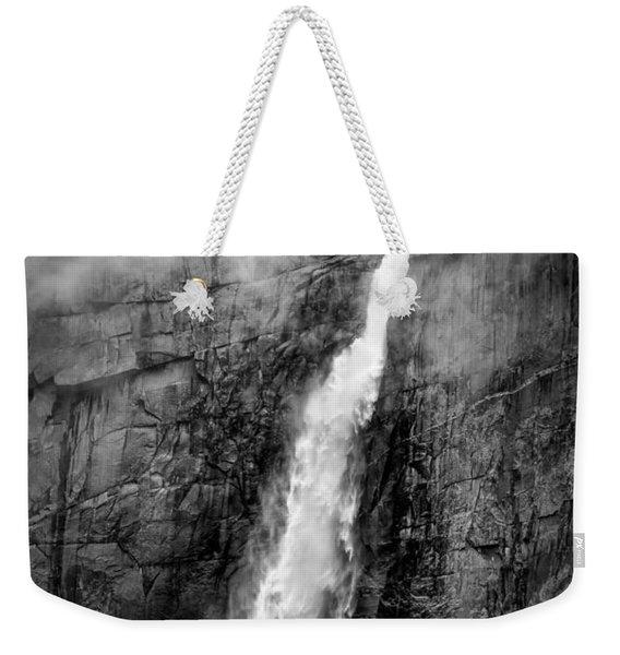 Yosemite Fall Weekender Tote Bag