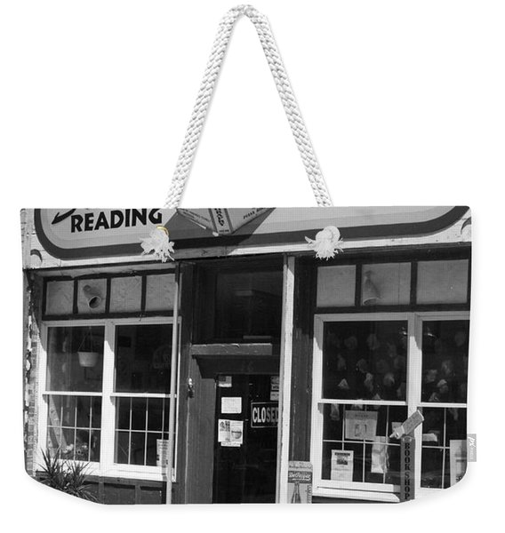 You Read Me Like A Book Weekender Tote Bag