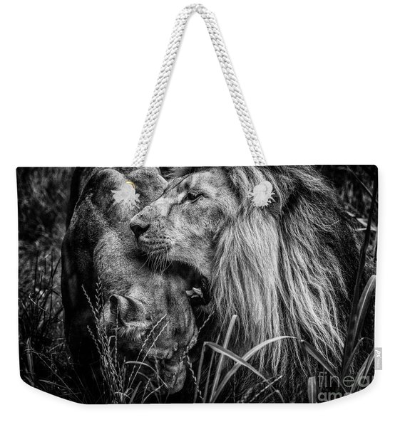 You Will Be Queen Weekender Tote Bag