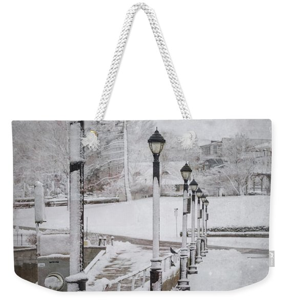 You'll Never Walk Alone Weekender Tote Bag