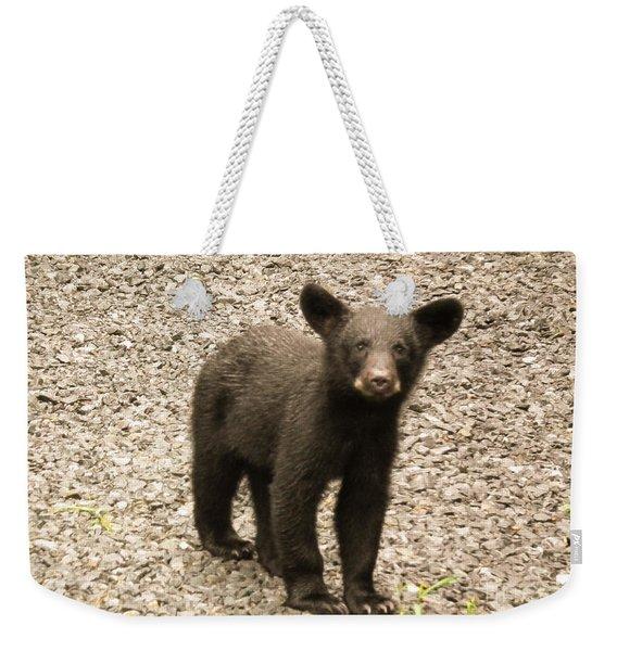 Young Cub Weekender Tote Bag