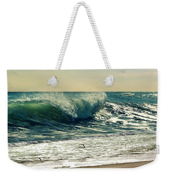 Your Moment Of Perfection Weekender Tote Bag
