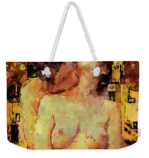 You're Mine Weekender Tote Bag