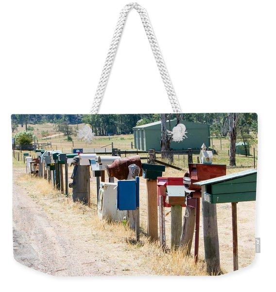 You've Got Mail Weekender Tote Bag