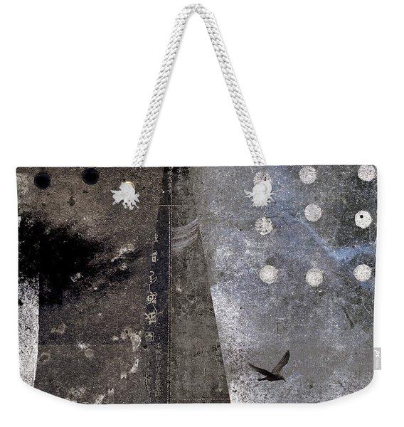 Yuki Desu  It Is Snowing Weekender Tote Bag