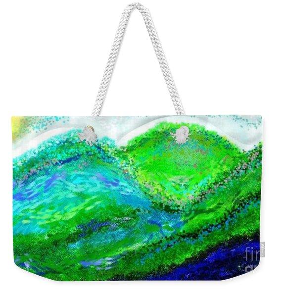 Van Gogh Sunrise Weekender Tote Bag