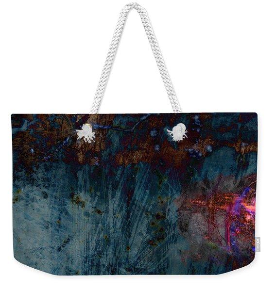 Winter Celebration Weekender Tote Bag