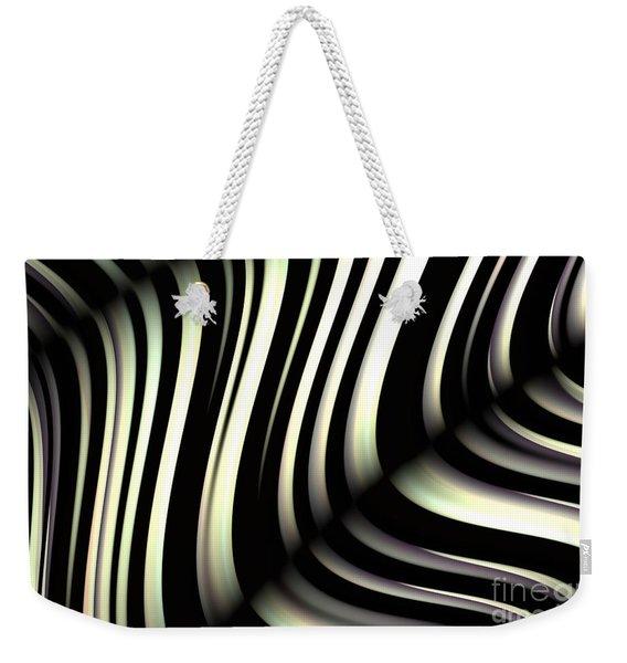 Zeebraa Weekender Tote Bag