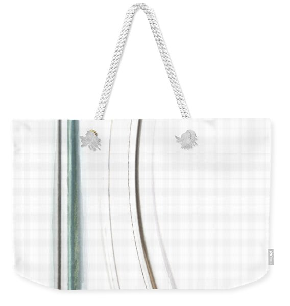 Zen Bottle 2 Weekender Tote Bag
