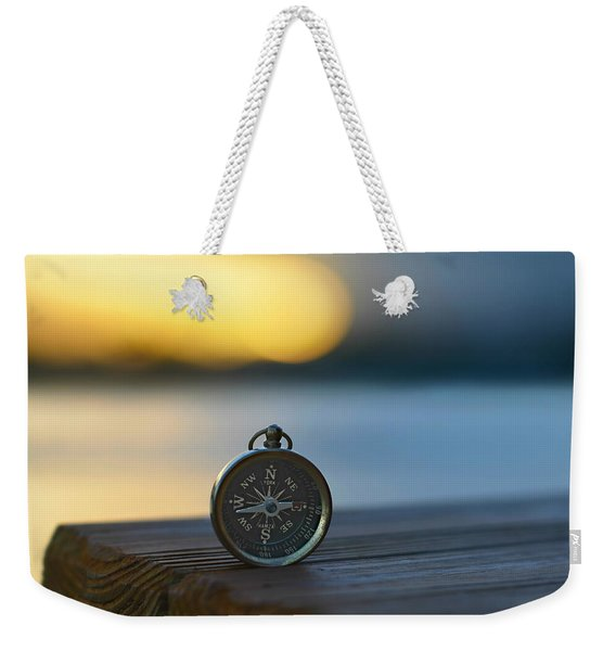 Zen Scape Weekender Tote Bag