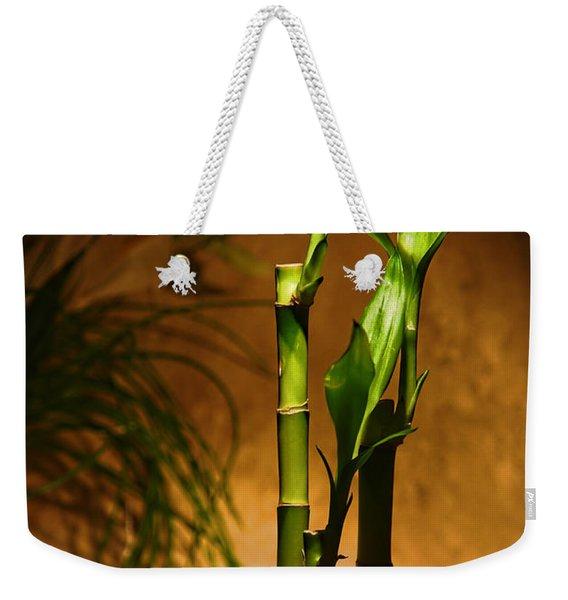 Zen Time Weekender Tote Bag