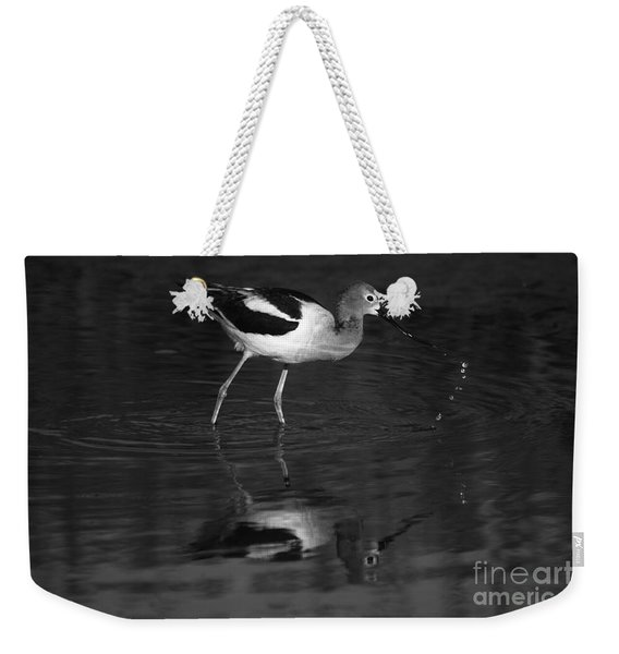 Zen Waterdrops  Weekender Tote Bag
