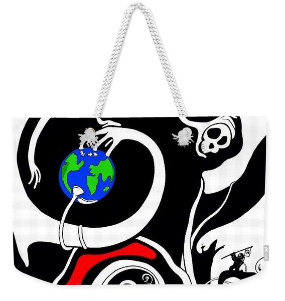 Zero Gravity Weekender Tote Bag