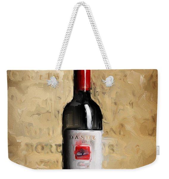 Zinfandel Iv Weekender Tote Bag