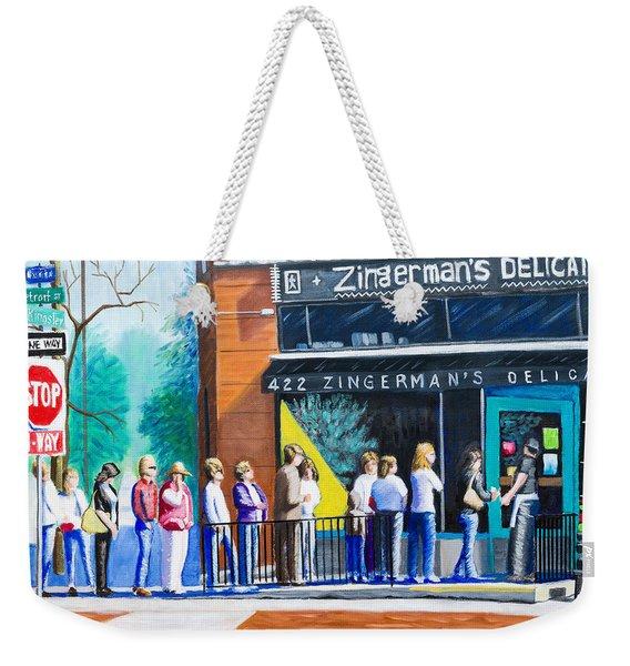Zingerman's Deli Weekender Tote Bag