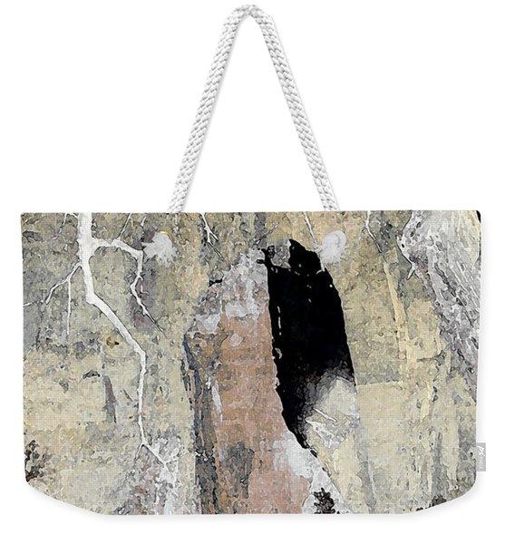 Zion Tea Weekender Tote Bag