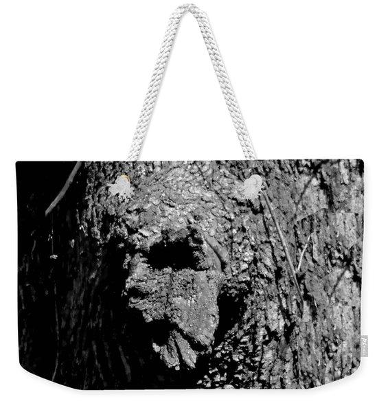 Zombie Tree Troll Weekender Tote Bag
