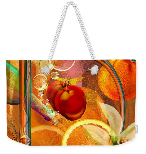 Zooby Zooby Zoo And Giggles  Weekender Tote Bag