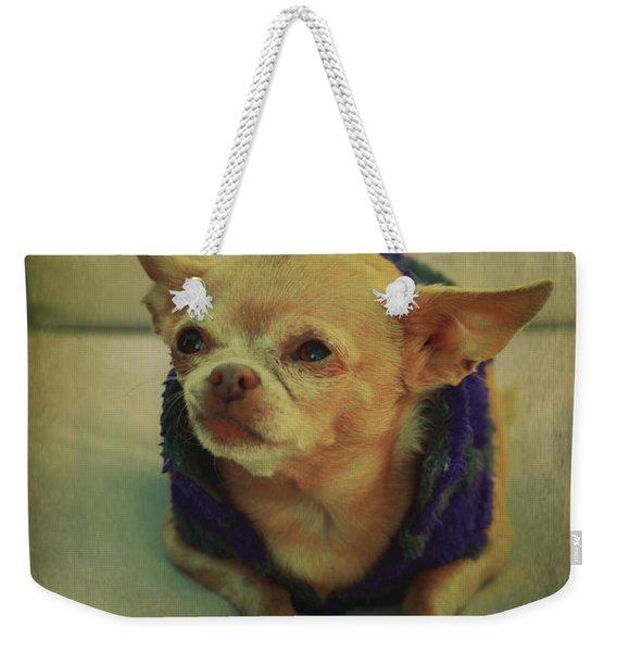 Zozo Weekender Tote Bag