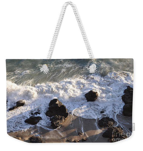 Zuma Beach Weekender Tote Bag