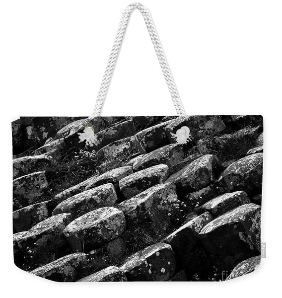 Another View Of The Giants Causeway Weekender Tote Bag