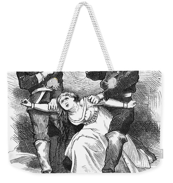 Brooks-baxter War, 1874 Weekender Tote Bag