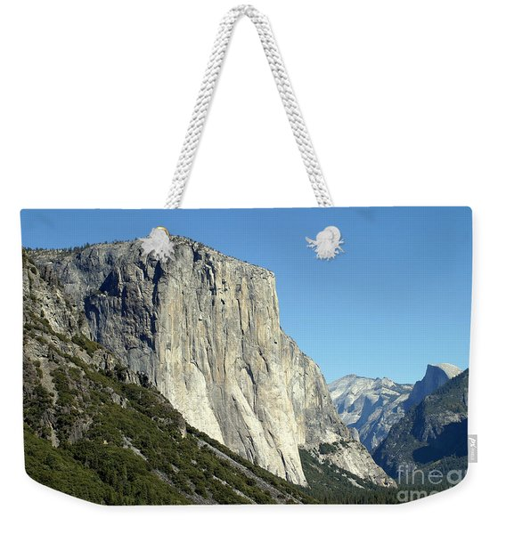 El Capitan Weekender Tote Bag