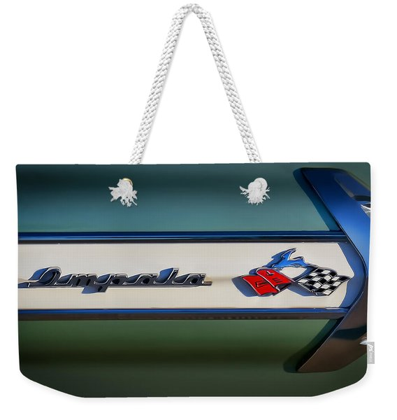 Impala Brightwork Weekender Tote Bag
