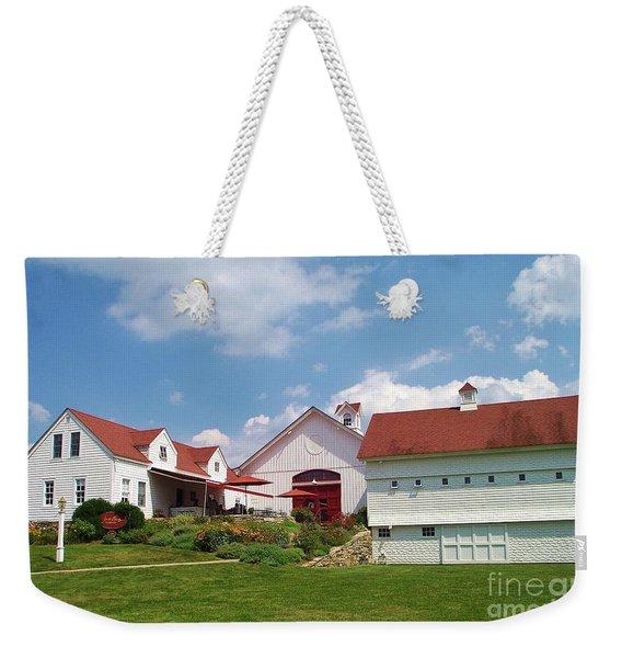 Jonathan Edwards Winery Weekender Tote Bag